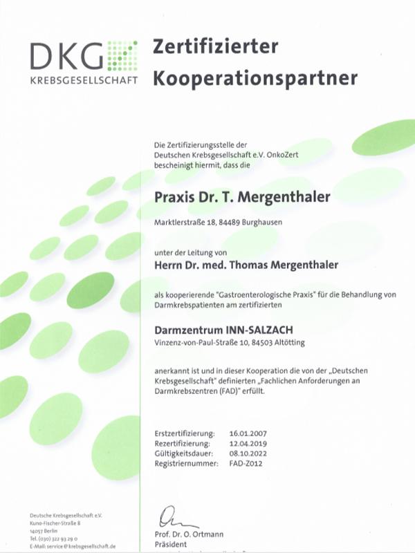Zertifikat-DKG-2019